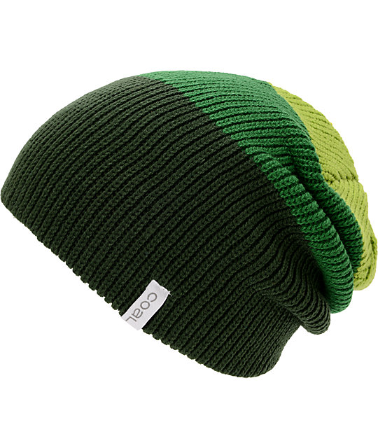 Coal Frena Green Beanie