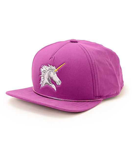 Coal The Lore Unicorn Snapback Hat