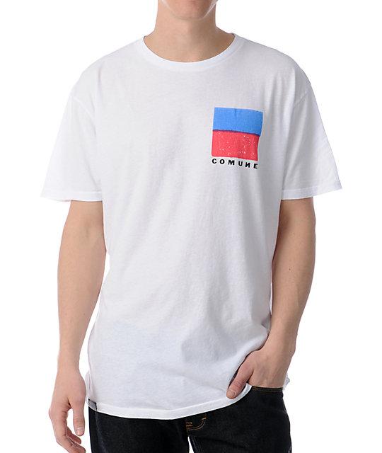 Comune 1777 White T-Shirt