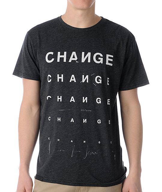 Comune Crux Charcoal T-Shirt