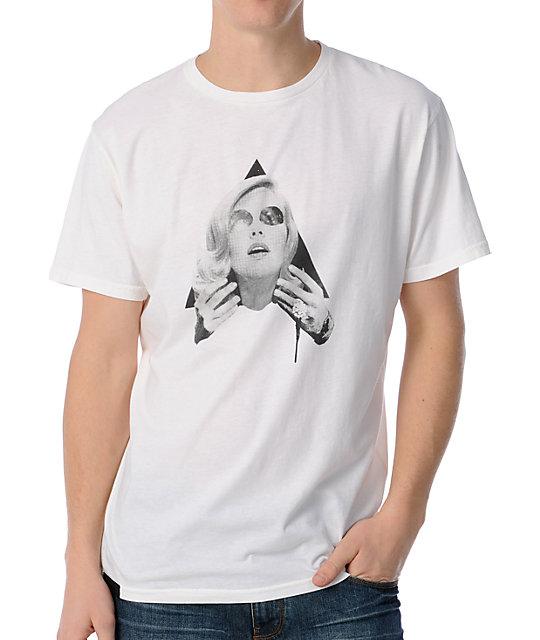 Comune MWAG1 Cream T-Shirt