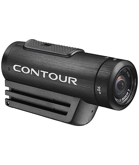 Contour Roam 2 Black Waterproof HD Action Camera