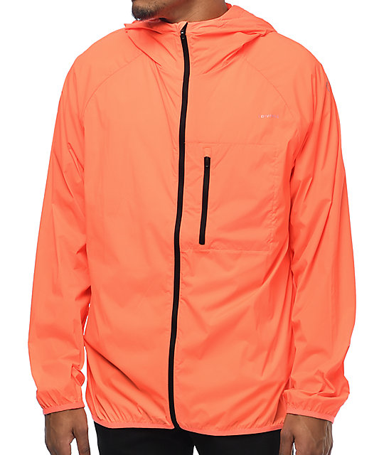 Converse Blur Coral Nylon Jacket