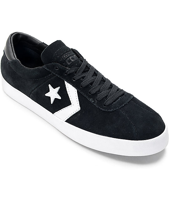 Black Converse Breakpoint Shoes