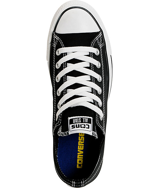 Converse CTAS Pro Black & White Shoes
