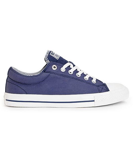 Converse CTAS Pro Skate Athletic Navy & White Shoes