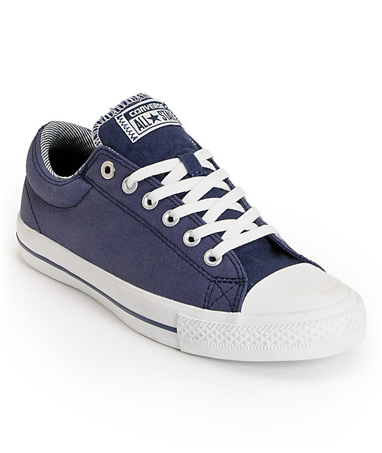 Converse CTAS Pro Skate Athletic Navy & White Skate Shoes