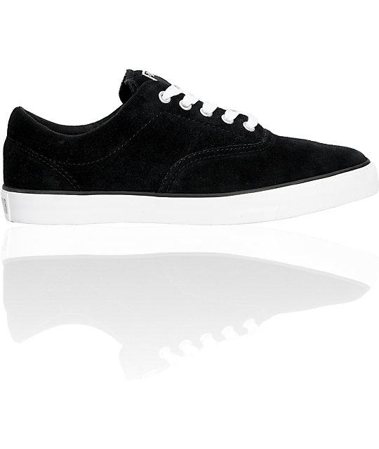 Converse CVO Black Suede Shoes