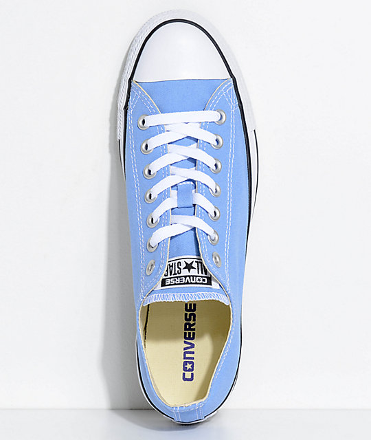 Converse Chuck Taylor Pioneer Blue & White Shoes