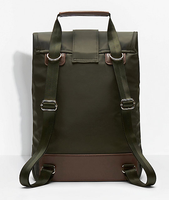 Converse Fashion Sequoia Olive Backpack