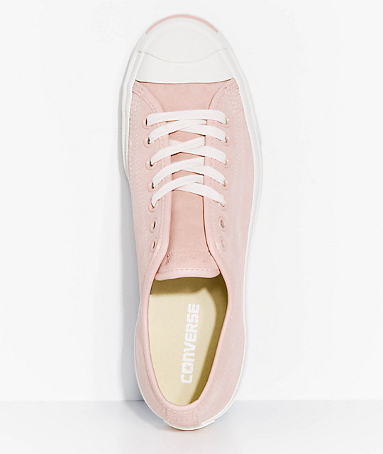 Converse Jack Purcell Pro Dusty Pink & Egret Shoes