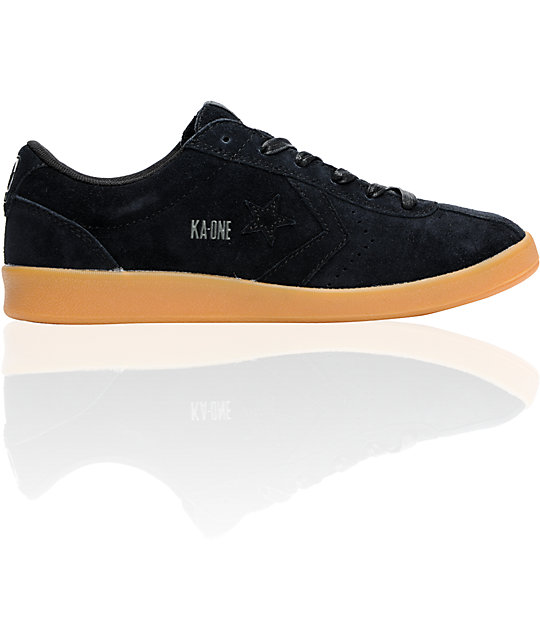 Converse KA-One Black & Gum Shoes