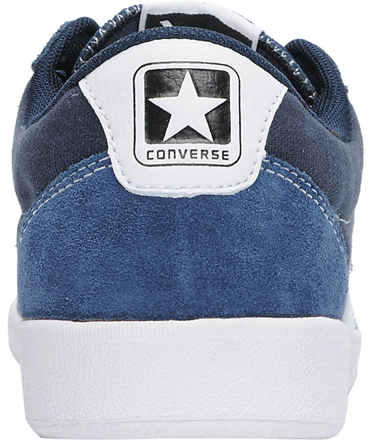Converse KA-One Blue & White Shoes