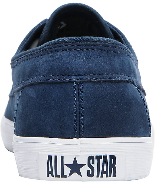 Converse Sea Star LS Dress Blue & White Shoes