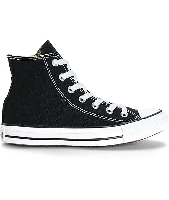 converse high tops womens. Converse Womens Chuck Taylor All Star Black High Top Shoes Tops S