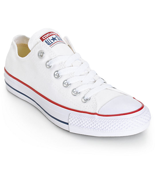 converse womens chuck all white shoes zumiez