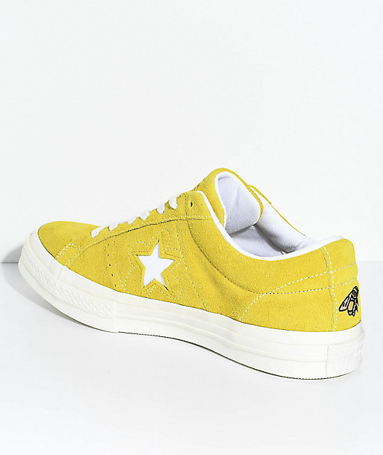 Buy Yellow Converse Shoes