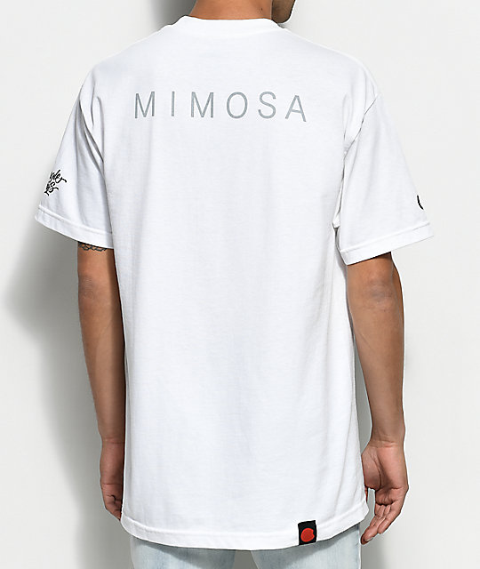 Cookies Mimosa White T-Shirt