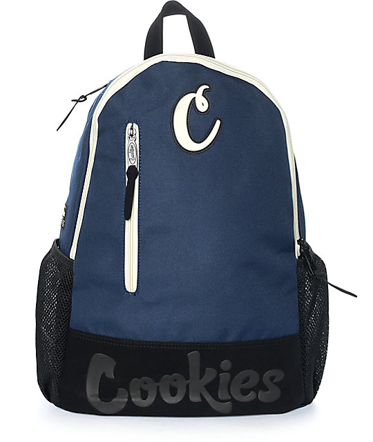 Cookies Thin Mint Navy Smell Proof Backpack