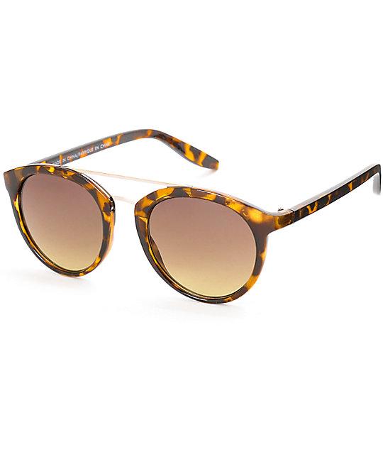 Country Club Tortoise Sunglasses