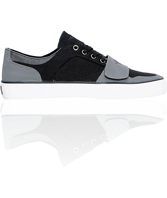 Creative Recreation Cesario Lo XVI Granite Canvas & Leather Shoes