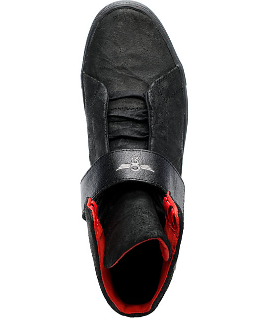 Creative Recreation Geno Rugged Black Shoes