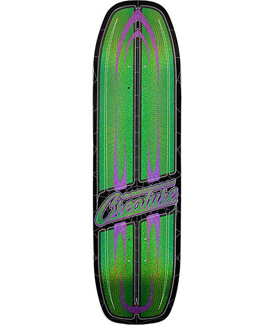 """Creature 64 Impale-Ya 8.8""""  Blunt-Nose Skateboard Deck"""