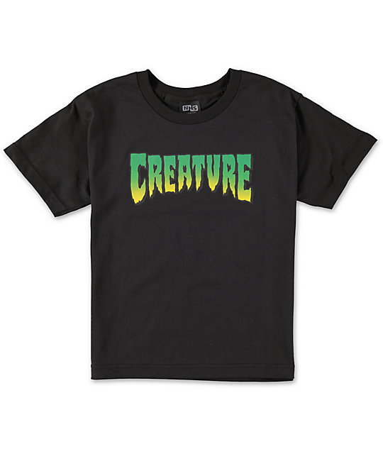Creature Boys Go Home T-Shirt