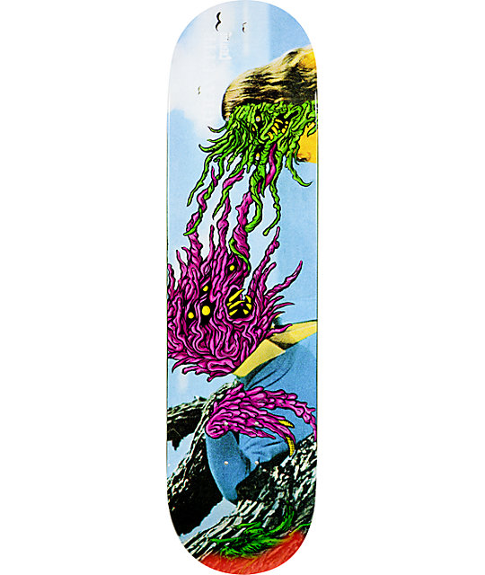 "Creature David Gravette Creeps 8.0""  Skateboard Deck"