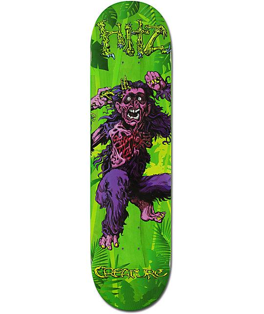 """Creature Hitz Ape 8.2""""  Skateboard Deck"""
