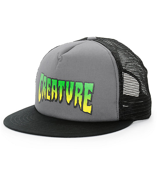 Creature Logo Trucker Hat