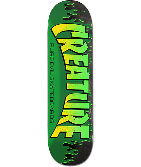 "Creature The Bible 8.6""  Skateboard Deck"
