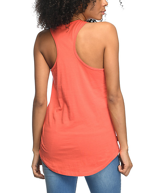 Crooks & Castles Cryptic Medusa Red Tank Top