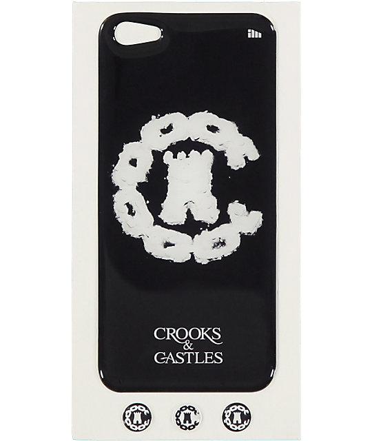 Crooks And Castles Coca White iPhone 5 Case