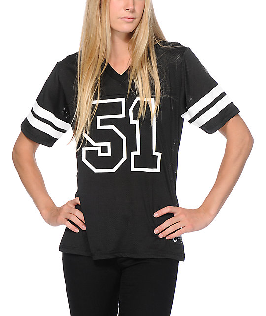 Crooks and Castles 51 50 Mesh Jersey