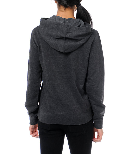 Crooks and Castles Air Gun Charcoal Pullover Hoodie