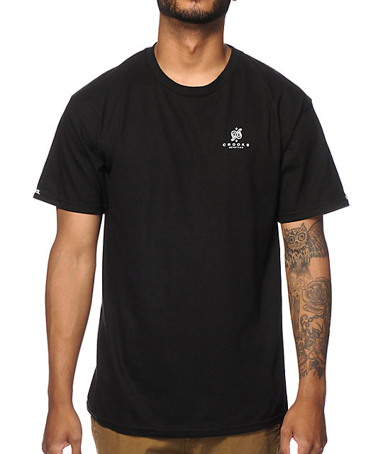 Crooks and Castles Greco Bandit T-Shirt