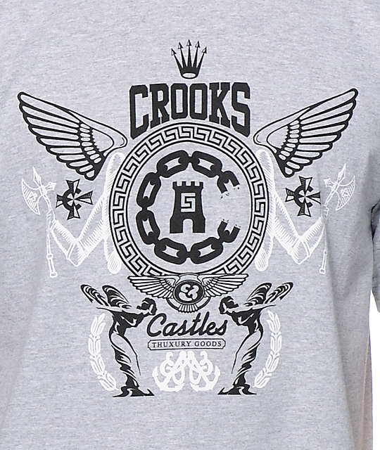 Crooks and Castles High Society T-Shirt
