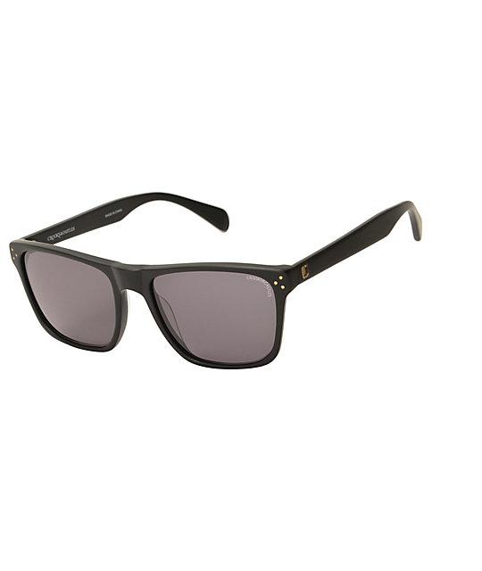 Crooks And Castles Ladron Sunglasses  crooks and castles ladron noir sunglasses at zumiez pdp