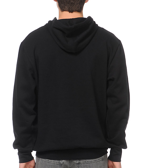 Crooks and Castles Primo Black Pullover Hoodie