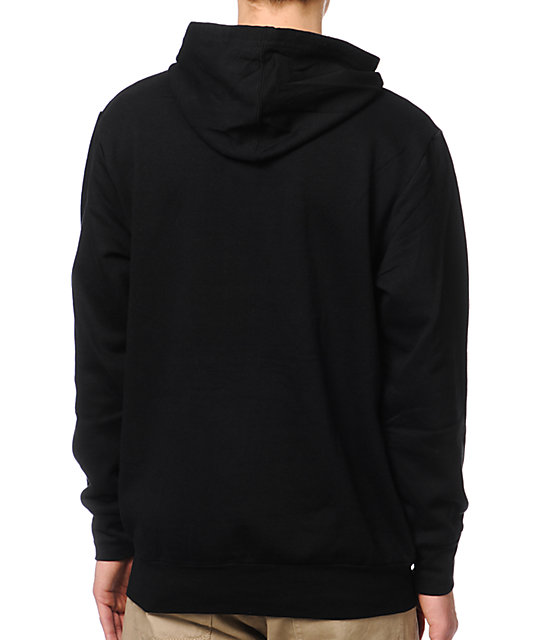 Crooks and Castles Union Airgun Black Pullover Hoodie