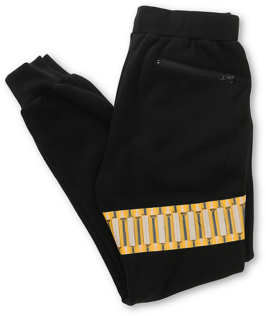 Crooks and Castles Villa Jogger Pants