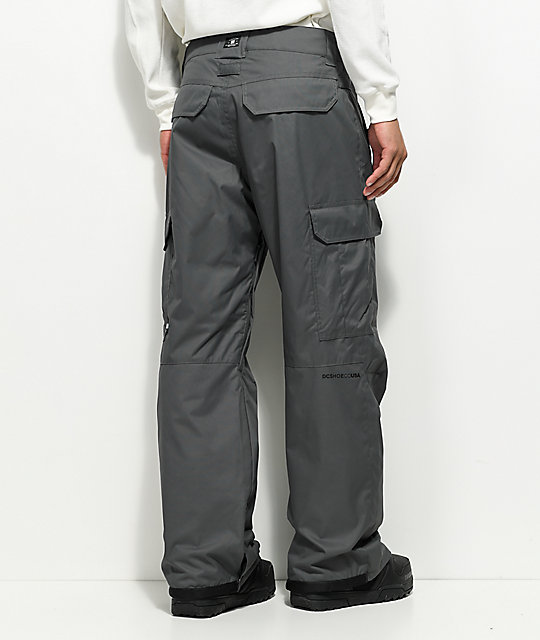 DC Banshee Dark Shadow 10K Snowboard Pants
