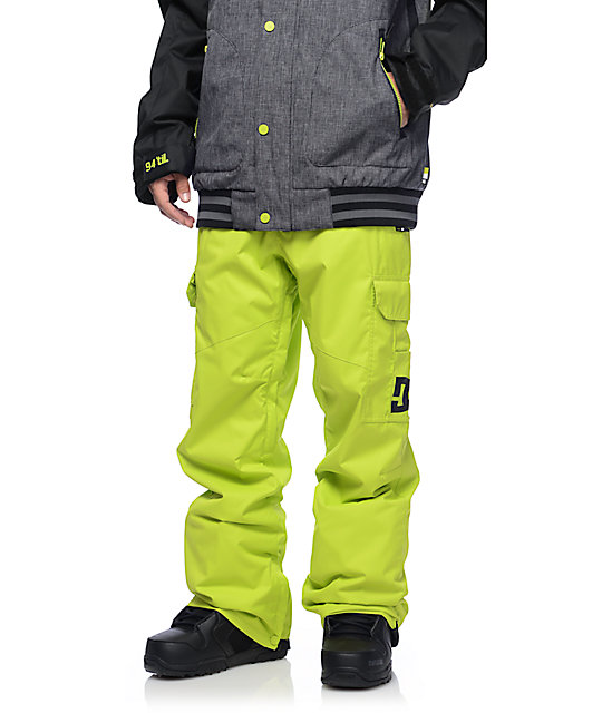 DC Banshee Tender Shots Snowboard Pants at Zumiez : PDP