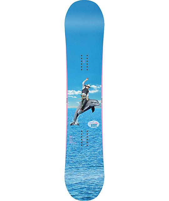 DC Biddy 143cm Womens Snowboard