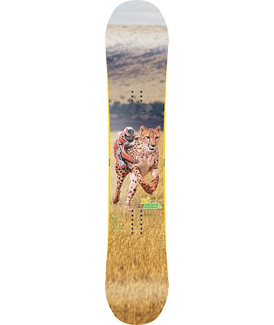 DC Biddy 147cm Womens Snowboard