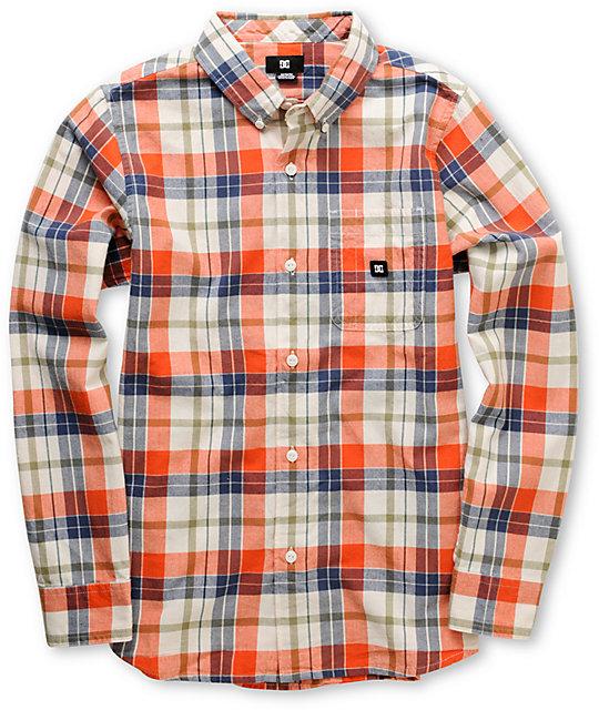 Orange Womens Shirt