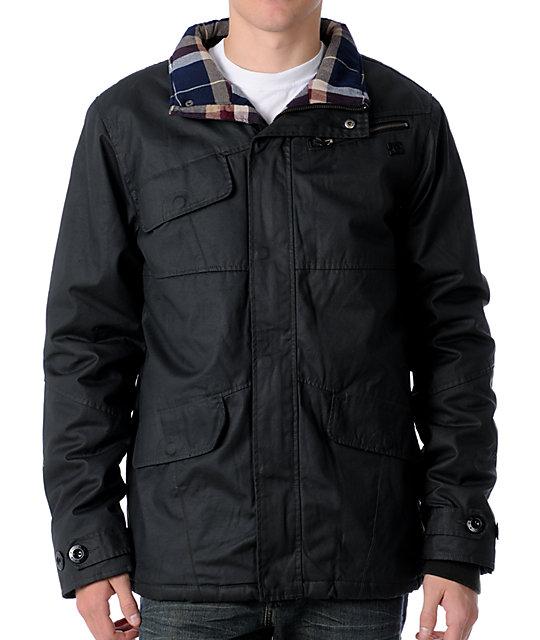 DC Brindle Waxed Jacket