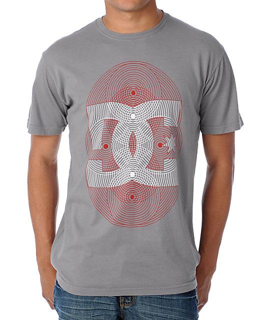 DC Castlerock Grey T-Shirt