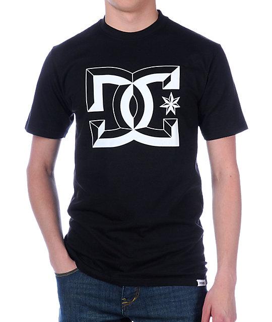DC Center-D Black T-Shirt